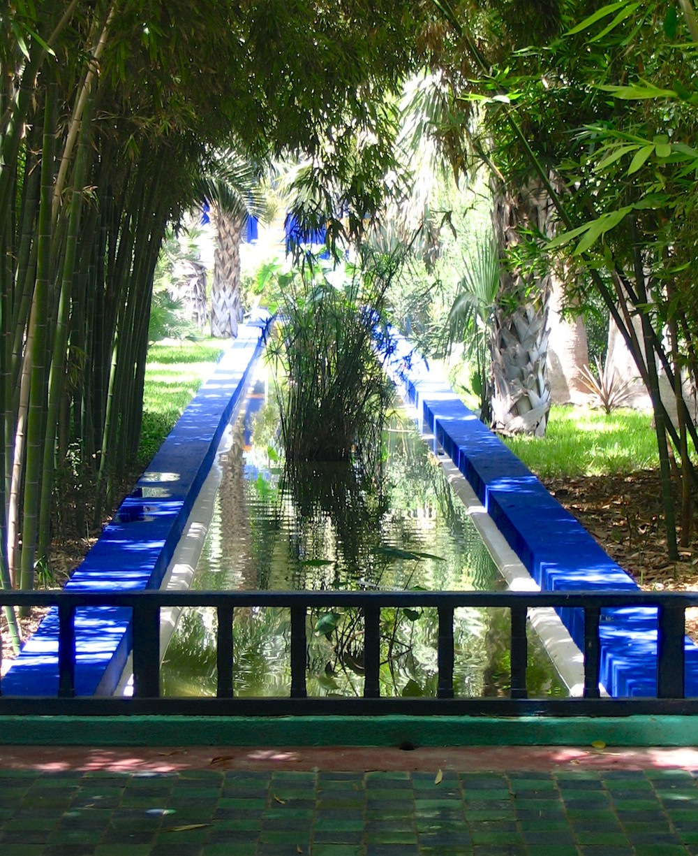 why you should visit jardin majorelle in marrakech. Black Bedroom Furniture Sets. Home Design Ideas