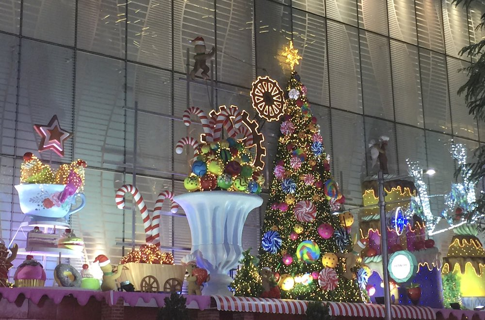 Christmas In Singapore Where To See The Best Christmas