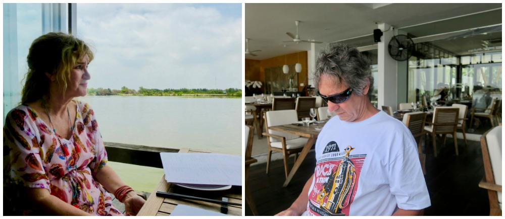 Review of The Deck at the Saigon River - Curly Traveller